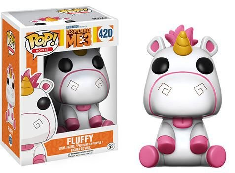 Funko Pop Vinyl Fluffy - Despicable Me 3