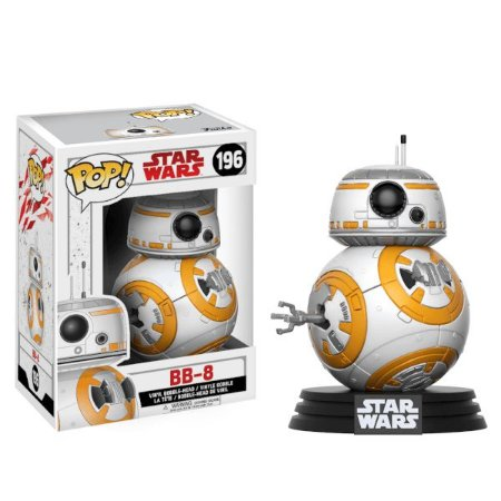 Funko Pop Vinyl Star Wars - BB-8