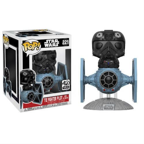Funko Pop Vinyl Star Wars - Tie Fighter Pilot