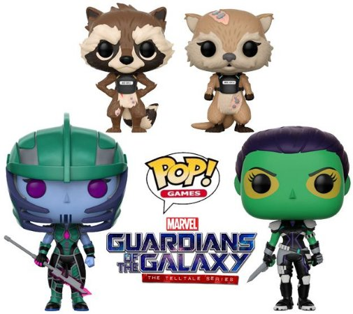 Funko Pop Vinyl Guardians Of The Galaxy