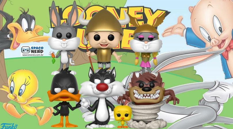 Funko Pop Vinyl Looney Tunes