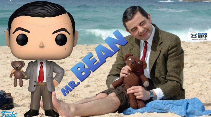 Funko Pop Vinyl Mr. Bean
