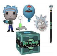 Funko Rick e Morty Mystery Box Hot Topic Exclusive