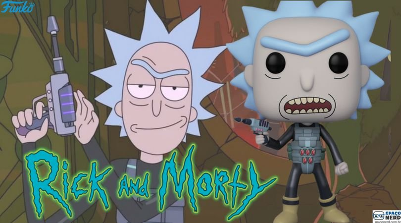 Funko Pop Rick and Morty - Prison Break Rick
