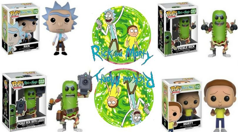 Funko Pop Rick and Morty - Portal