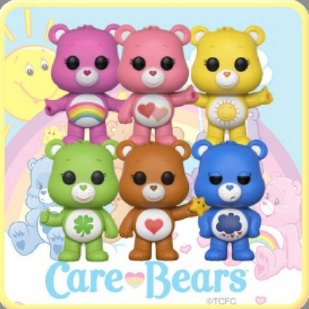 Funko Pop Vinyl Care Bears
