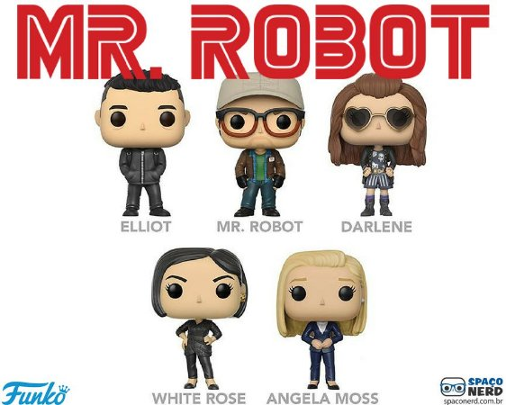 Funko Pop Vinyl Mr. Robot