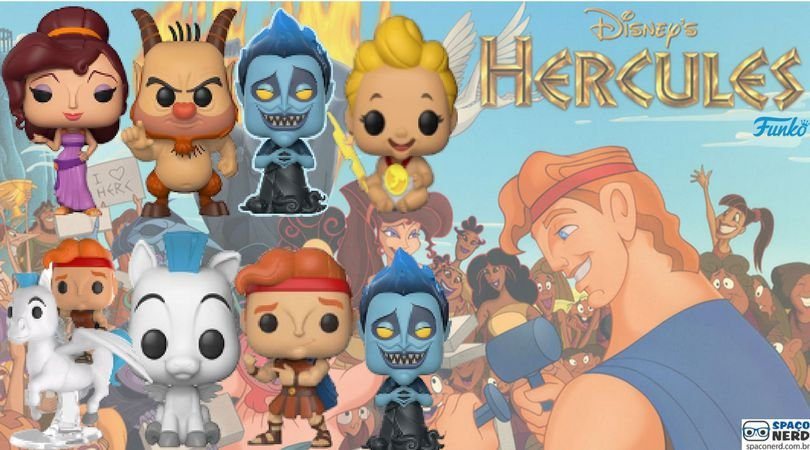 Funko Pop Vinyl Hercules Disney