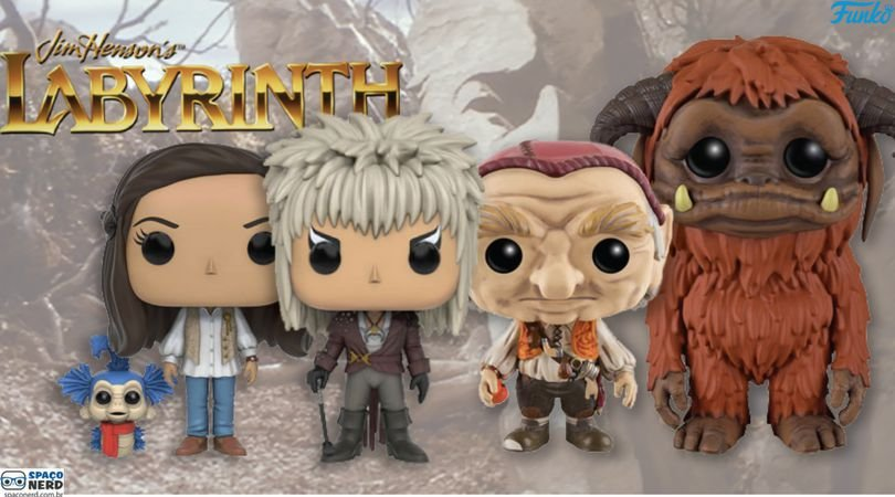 Funko Pop Vinyl Labyrinth