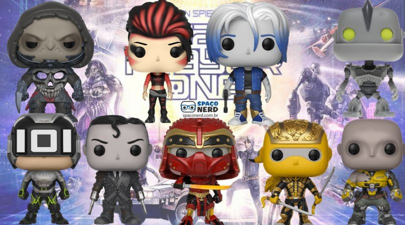 Funko Pop Vinyl Ready Player One