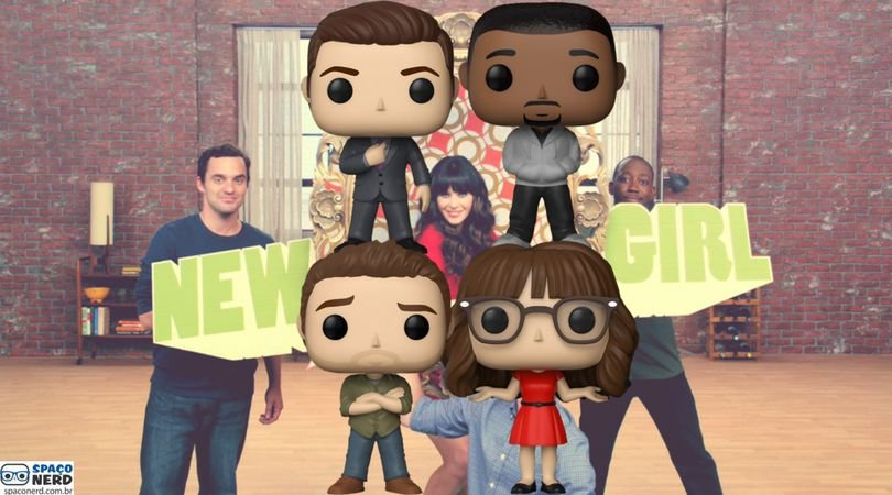 Funko Pop Vinyl New Girl