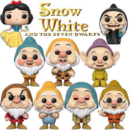 Funko Pop Vinyl Disney Branca de Neve e os Sete Anões