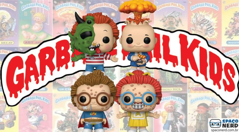 Funko Pop Vinyl  Garbage Pail Kids