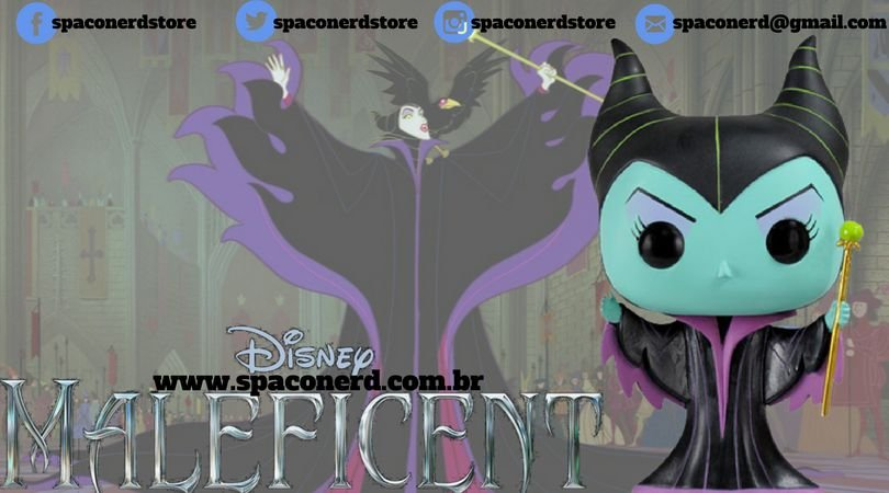 Funko Pop Vinyl Disney Maleficent