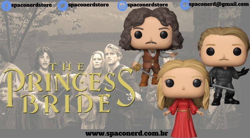 Funko Pop Vinyl The Princess Bride