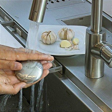 Removedor de Odor em Aço Inox Prana