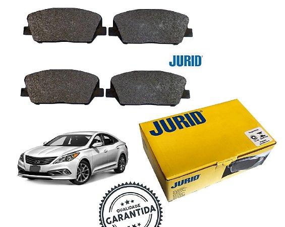 Jogo Pastilhas Freio Dianteiro Hyundai Azera 3.0