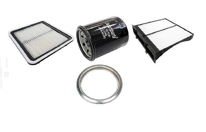 Kit De Filtros Subaru Forester 2.0 2.5 Impreza 1.5 2.0 2.5 Legacy 2.0 2.5