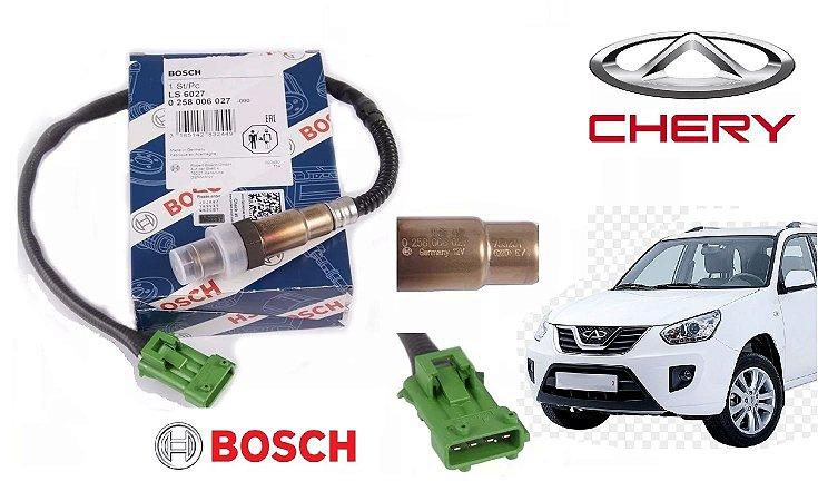 Sonda Lambda Sensor De Oxigênio Original Bosch para Chery Tiggo 2.0