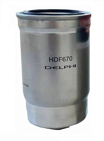 Filtro De Combustível Linha Diesel Hyundai Hr 2.5 Kia Bongo K2500