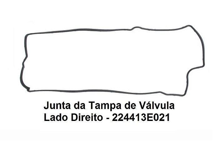 Junta da Tampa De Válvulas Lado Direito Hyundai Santa Fé 2.7