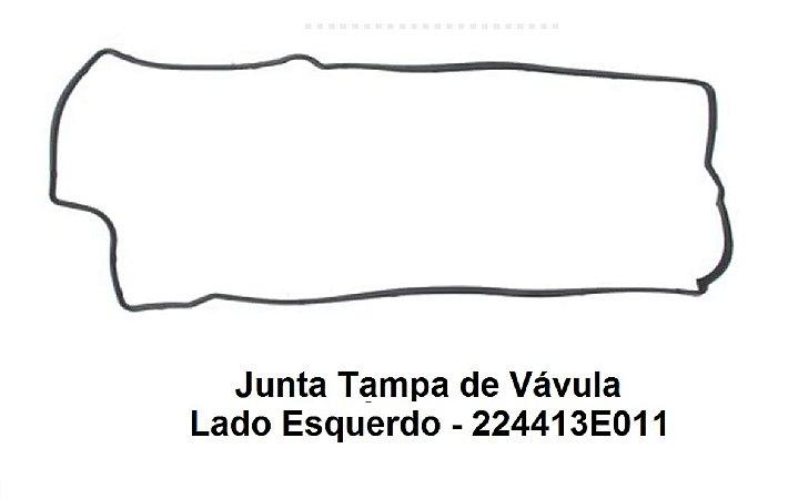 Junta da Tampa De Válvulas Lado Esquerdo Hyundai Santa Fé 2.7