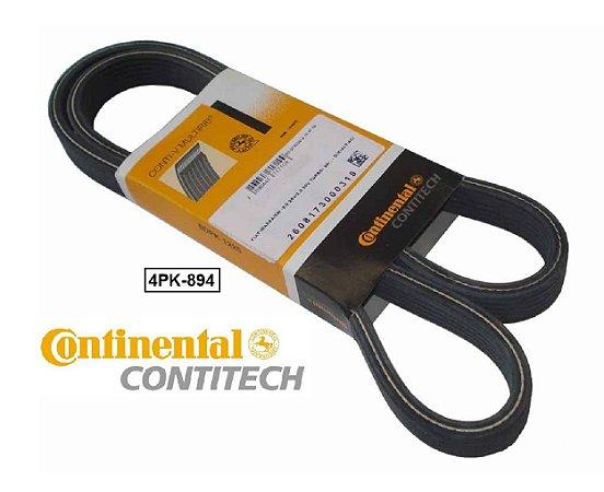 Correia Poli V Do Alternador Hyundai Tucson 2.0 I30 2.0