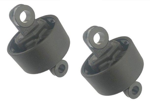 Par De Buchas Do Facão Suspensão Traseira Hyundai Ix35 2.0 Kia Sportage 2.0