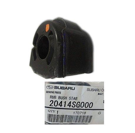 BUCHA ESTABILIZADORA DIANTEIRA ORIGINAL  SUBARU - 20414SG000