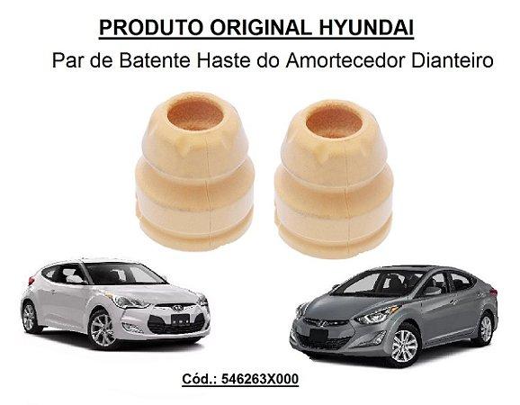 PAR BATENTE HASTE AMORTECEDOR DIANTEIRO ORIGINAL HYUNDAI ELANTRA, VELOSTER 1.6