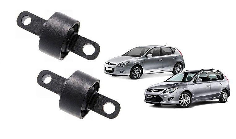 Par De Buchas Do Facão Suspensão Traseira Hyundai I30 2.0 I30 Cw 2.0