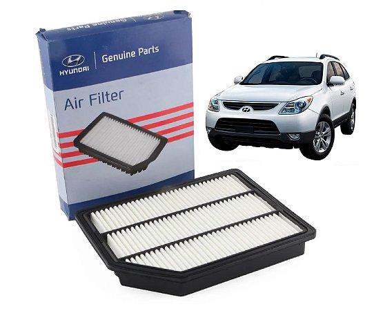 Filtro De Ar Do Motor Original Hyundai Vera Cruz - 281133j100