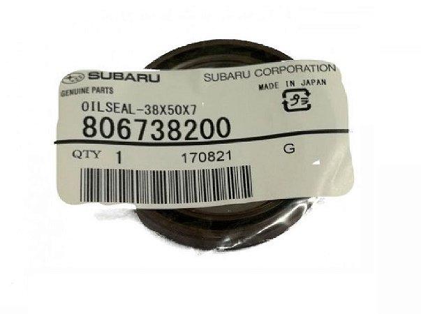 Retentor Da Polia Do Motor Original Subaru Forester Legacy Tribeca - 806738200
