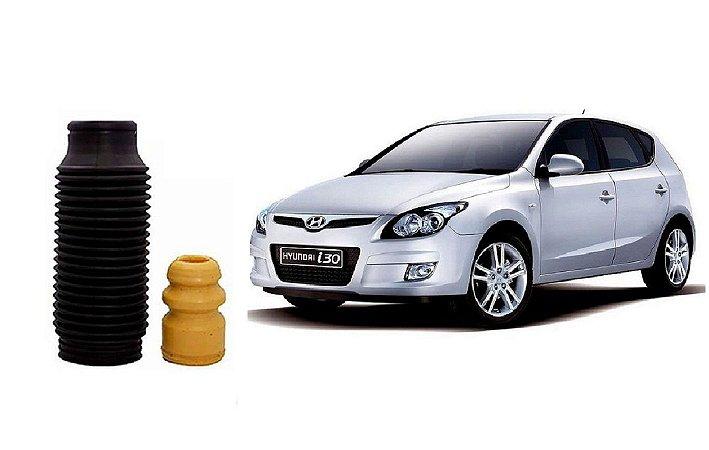 Kit Parcial Batente Coifa Do Amortecedor Traseiro Hyundai I30 2.0