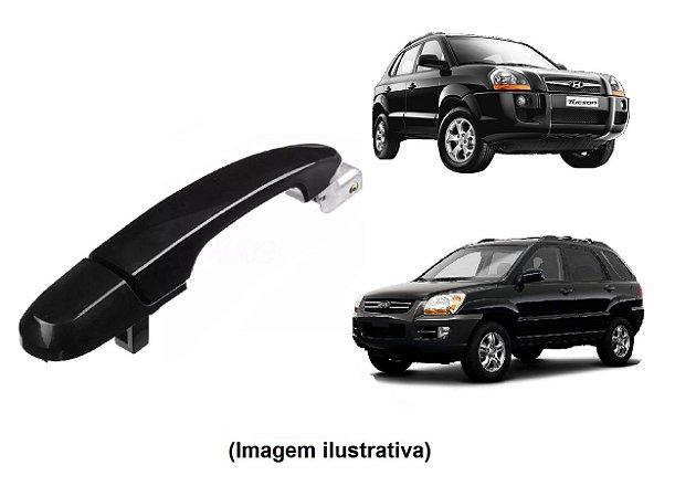 Maçaneta Traseira Lado Esquerdo Hyundai Tucson 2.0 Kia Sportage 2.0