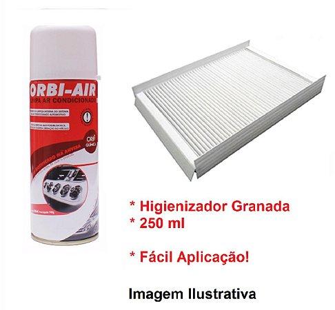 Filtro Da Cabine Ar Condicionado Com Higienizador Granada Para Hyundai I30 2.0 I30 Cw