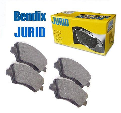 Jogo De Pastilhas De Freio Dianteiro Hyundai Hb20 1.6 Flex I30 1.6 Flex Veloster 1.6