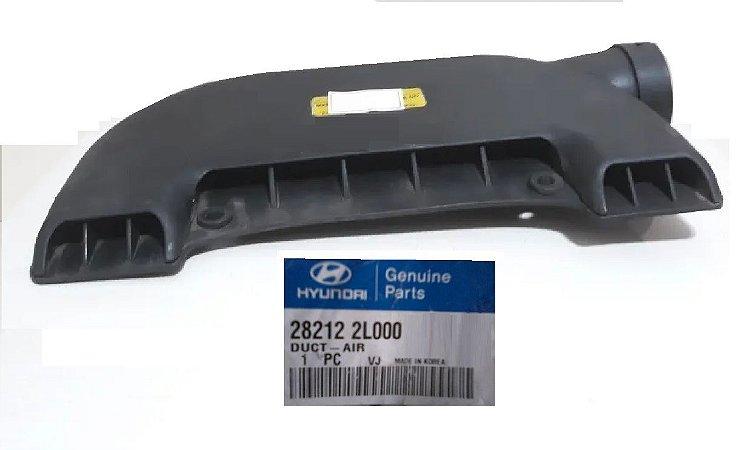 Duto De Entrada Do Filtro De Ar Original Hyundai I30 2.0 I30 Cw 2.0 282122L000