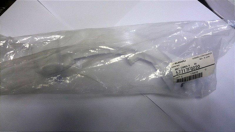 Suporte Do Para Choque Traseiro Lado Direito Original Subaru Impreza 2.0 2.5 57717FG020
