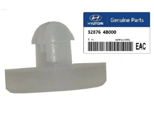 Bucha Batente Do Sensor Pedal Do Freio Origina Hyundai I30 2.0 I30 Cw 2.0 328764B000
