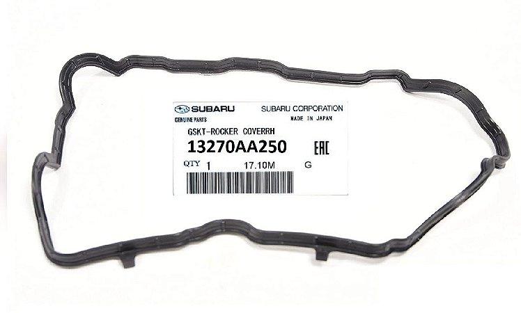 Junta Tampa De Válvulas Lado Direito Original Subaru Forester XT 2.0 13270AA250