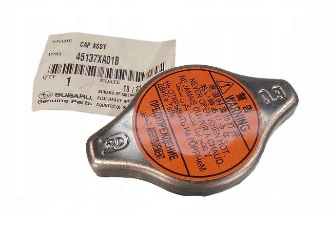 Tampa Do Radiador Original Subaru Tribeca Todas 45137XA01A 45137XA01B