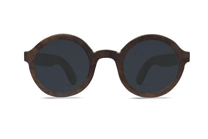 Óculos de Madeira - Tahiti
