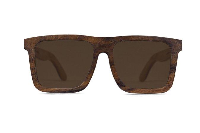 Óculos de Madeira - Uluwatu