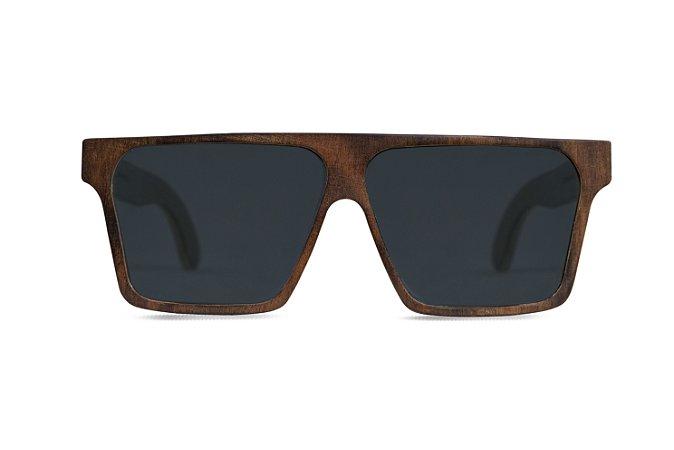 Óculos de Madeira - Los Angeles
