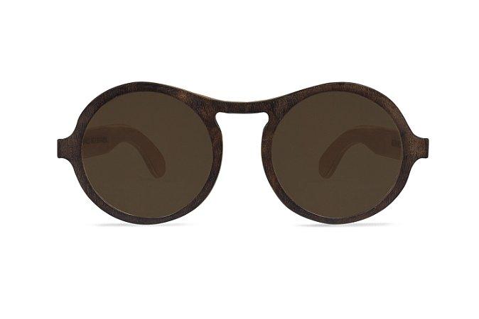 Óculos de Madeira - Noronha