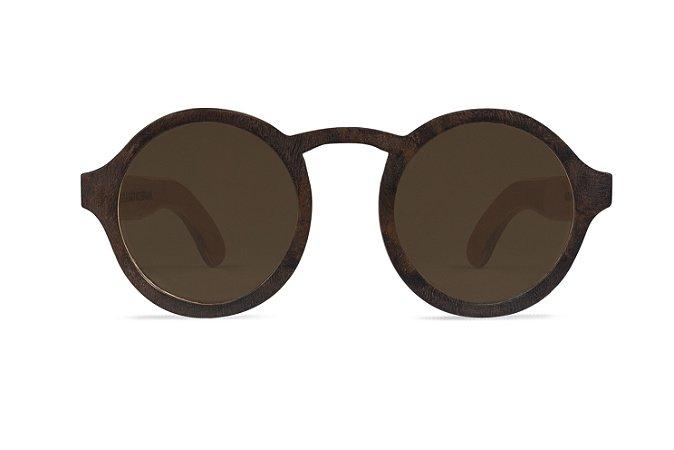 Óculos de Madeira - Campeche