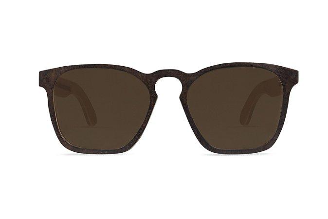 Óculos de Madeira - Tulum