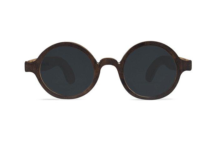 Óculos de Madeira - Trunk Bay