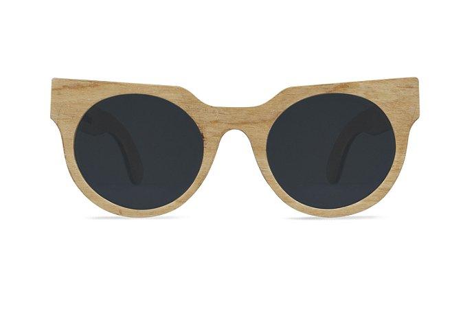 Óculos de Madeira - Montañita